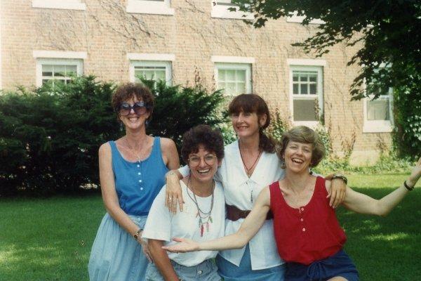 24 Friends at Vermont College.